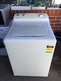 nice great working 5.5kg simpson heavy duty top washing machine ,