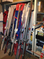 Downhill skis Summer special