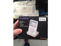 Yamaha YDS-10 Ipod Apple Dock station