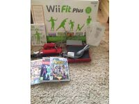 For sale Wii & Wii fit plus