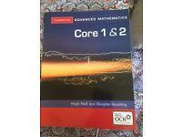 Advanced mathematics core 1& 2