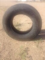 """LIKE NEW 17"""" TIRES"""
