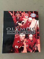 Mint Condition- ESSO 1998 Nagano Olympic Hockey Heroes Set