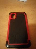 Red LG Nexus 5 Hard Case For Sale.