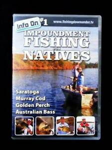 Impoundment Fishing for Natives DVD - Info On 1