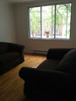 Large & Spacious 5 1/2 Upper Duplex Apartment in heart of NDG