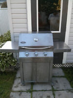 Stainless steel barbecue (ne peut pas rouiller)