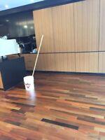 Sablage de PLANCHERS 1.25 P C sanding floor 1.25 sft