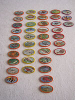 Royal Desserts Oval Fish Coins - Rare