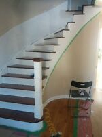 Flooring - Stairs - Cabinets°Refinishing & Installations
