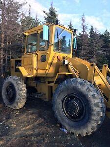 1971 CAT 930 loader. Price reduced! St. John's Newfoundland image 2