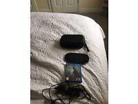 PSP Vita with 1 game