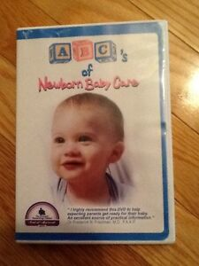 ABC's of Newborn Care DVD West Island Greater Montréal image 1