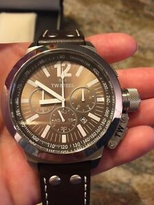 TW Steel 50mm CEO Canteen Watch