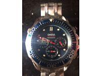 Omega sea master watch