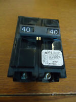 SIEMENS ITE 40 Amp 2-Pole Circuit Breaker 250 VAC LR14374