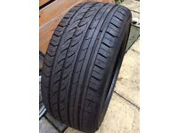 "18"" Autogrip Grip600 Tyre New/ 225/40R18 92W XL"