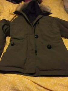 Canada goose hunter green jacket