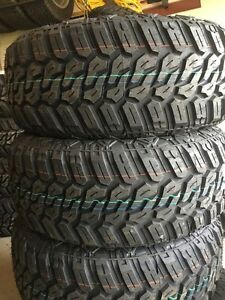 35/12.5/20 LT MUD TIRE NEW
