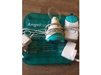 Angelcare baby monitor with sensor pad.