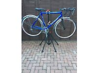 Tifosi CK7 Audax 10 speed road bike made in Italy, quality components stunning bike.