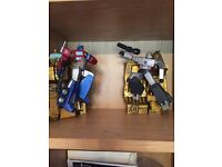 Transformers Figurines