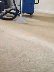 Carpet cleaner and property maintenance