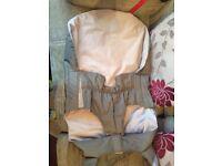 XL dog coat