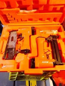 Brand nailer and stapler kit