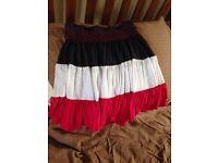 Girls Skirt -Age 8