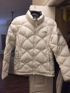 North Face Down Puffer Jacket - women's XL
