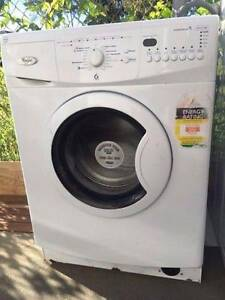 Great working whirpool 7.5 kg front washing machine , can deliver Box Hill North Whitehorse Area Preview