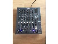 Allen & Heath Xone 62 - 6 Channel Professional Analog DJ Mixer
