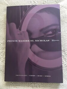 PRINCE CD/COFFEE BOOK $80 Great Value!
