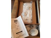 Newlec New Wave 2000 electric shower
