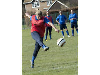 Players Wanted At Ladies Social Football Academy, Experienced To Beginners Welcomed!