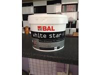 Tile adhesive / tile grout