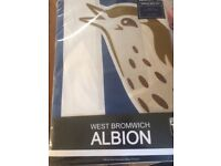 West Brom single bedding