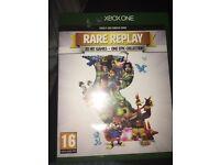 Rare replay brand new still sealed Xbox one