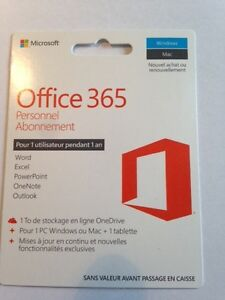 OFFICE 365 COMPLETE WITH OUTLOOK