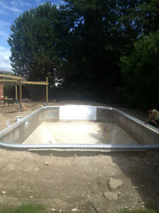 Swimming pool liners and installation London Ontario image 5