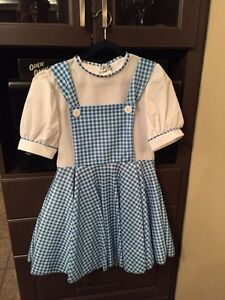 Youth Dorothy Costume
