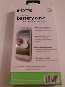 iHome Technology Extended Battery Case for The Samsung S4 Cornwall Ontario image 2