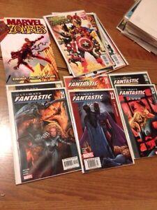 Marvel Zombies lot - First appearance of the Marvel Zombies Windsor Region Ontario image 1