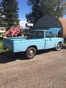 Rare 1970 Datsun 521 Pick Up-strong Engine
