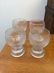 18 Drinking Glasses - some crystal