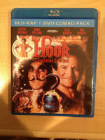 DVD Blu Ray Hook NEUF Capitaine Crochet