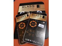 Iphone 5 6 plus iPad mini air tempered glass screen protectors get yours now!