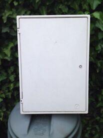 Recessed Electric Meter Box