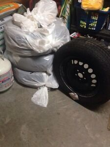 Michelin X-Ice 3 winter tires with rims Kitchener / Waterloo Kitchener Area image 7